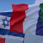Les marines de guerre française et israélienne main dans la main…