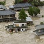 Climat : Japon, inondations catastrophiques dans le sud de l'archipel