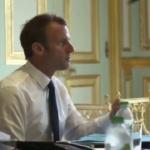 Un pognon de dingue ! Un Macron déterminé à devenir le président des très riches