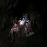 Thaïlande : Les premières images du sauvetage des 12 enfants prisonniers dans une grotte