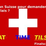 L'image du jour & Humour : Les Suisses et l'anglais (A l'heure helvétique)