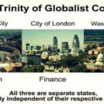 Trois Corporations dirigent le monde: la ville de Londres, Washington DC et le Vatican