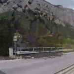 Environnement : Suisse, Lave torrentielle sur les hauts de Chamoson