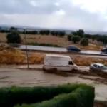 Climat : Inondations dans la province de Tolède