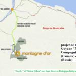 """Environnement : Connaissez-vous le projet """"Montagne d'or"""" ?"""
