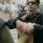 Culture pub : Le chien d'aveugle dégonflable et pliable