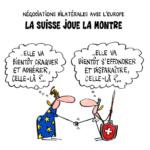 L'image du jour : Non à des accords-cadres antidémocratiques !