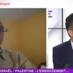 Palestine : Vif débat concernant le sionisme et la colonisation de la Palestine sur le plateau de LCP