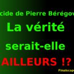 L'éveil : L'étrange suicide de Pierre Bérégovoy