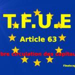 Économie : L'article 63 du TFUE favorise l'évasion fiscale