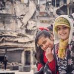 L'image du jour : Syrie, deux sourires dans la guerre