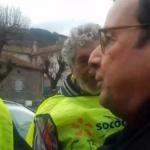 François Hollande soutient le mouvement des gilets jaunes