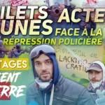 Vincent Lapierre : LA RÉPRESSION DES GILETS JAUNES, ACTE IV