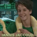 Star en herbe & cinéma Franco Suisse : Iannis Jaccoud (Vidéo)