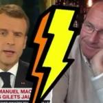 """Étienne Chouard sur les Gilets jaunes et les fameuses """"annonces"""" de Macron"""