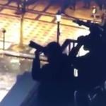 No comment : Des snipers postés sur les toits de Paris