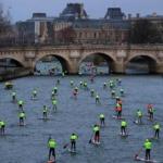 Gilets jaunes : Des photos circulent en prétendant que des gilets jaunes investissent la Seine