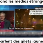La vidéo du jour : Le mouvement des Gilets jaunes vu par les médias étrangers