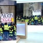 Vidéo du jour : La magie de la technologie. Le JT de France 3 a-t-il censuré une pancarte anti-Macron ?