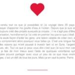 Syrie et Pierre le Corf : We are super heroes, une cause humanitaire à soutenir