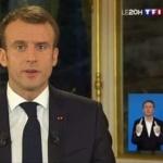 Larmes de crocodile : Macron, c'est kro kro mignon !