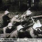 Histoire Suisse : Quand l'armée tirait à balles réelles sur des manifestants