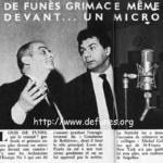 """Culture et cinéma : Louis de Funès """"Le gendarme de Bethléem"""""""