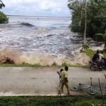 Environnement : Indonésie: le volcan responsable du tsunami a perdu les deux-tiers de sa hauteur