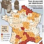 L'image du jour : Le taux de pauvreté en France dépasse 11% de la population