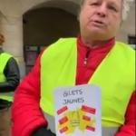 Gilets jaunes Suisse : L'initiant monnaie pleine et revenu de base inconditionnel en Suisse s'adresse à tous les gilets jaunes de la planète