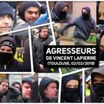 Gilets Jaunes & Vincent Lapierre : Vincent Lapierre après son agression : « Je remets mon sort entre les mains des Gilets jaunes »
