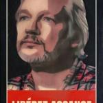L'image du jour : Libérez Assange (Lien sur la pétition)