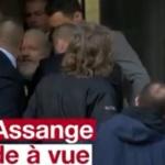 Julian Assange, fondateur de WikiLeaks, a été arrêté jeudi à Londres.