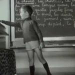 Nostalgie : Retour dans une classe de Suisse romande