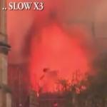 No comment : Notre-Dame de Paris : Explosion en pleine fournaise