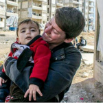 Syrie & Pierre le Corf : Quand il pleut des bombes