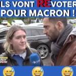 Vincent Lapierre : Elections européennes 2019,  Ils vont revoter pour Macron