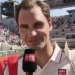 Petit coup de cœur personnel : Roger Federer