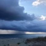 Climat : Corse, une tornade filmée au large de Taglio-Isolaccio et Talasani