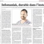 Internet : D'ici la fin de cette année, Infomaniak présentera une alternative suisse à Gmail