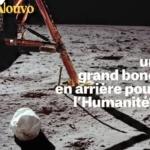 Avant même d'avoir posé le pied sur notre satellite, l'homme avait déjà commencé à le polluer