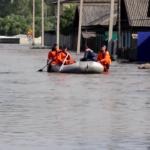 Russie : importantes inondations dans la région d'Irkoutsk