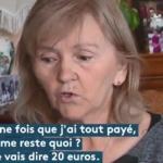 Social : À 65 ans, après avoir tout payé il ne lui reste que 20 euros pour vivre !