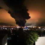 POLLUTION : Témoignage après l'incendie de Rouen