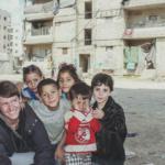 Syrie : Pierre Le Corf humanitaire est à Alep