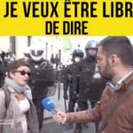 """Gilets Jaunes : """"Je veux être libre de dire que j'ai faim"""""""