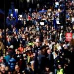 BREXIT : Londres, une manifestation de près d'un million de personnes contre le Brexit selon certains médias