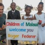 Suisse : Roger Federer donne 12 millions d'euros pour construire 80 écoles en Afrique