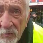 """Gilets jaunes : """"Papy fait de la résistance"""""""