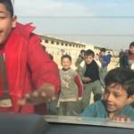 SYRIE ET PIERRE LE CORF : God Bless Syria